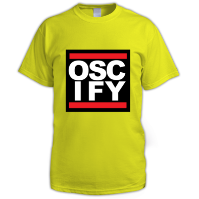 Run OSCIFY T-Shirt