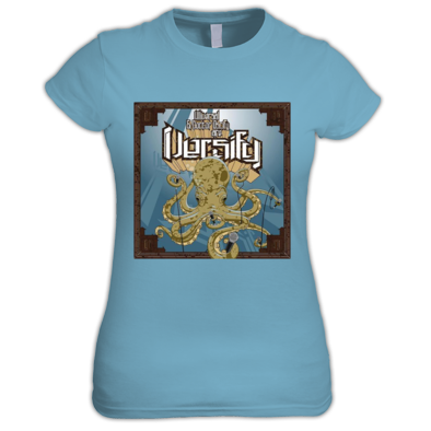 Versify Ulliversal & Doctor Oscify Full Color Women's T-Shirt