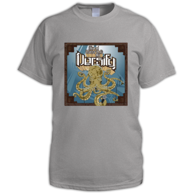 Versify Ulliversal & Doctor Oscify Full Color T-Shirt