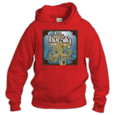 Versify Ulliversal & Doctor Oscify Full Color Hoodie