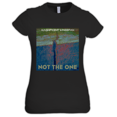Magnificent Wingspan Not The One Women's T-Shirt