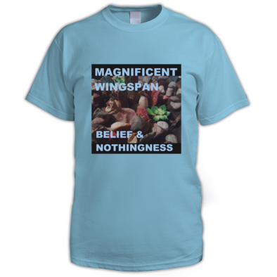 Magnificent Wingspan Belief & Nothing T-Shirt