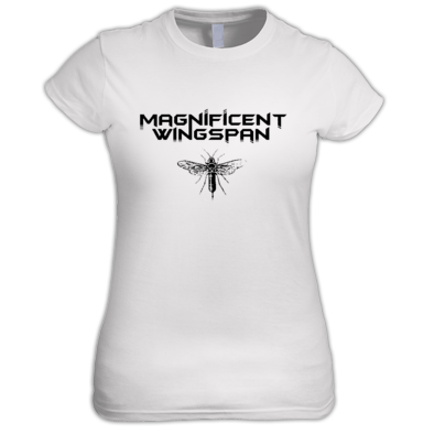 Magnificent Wingspan Cicada Women's T-Shirt