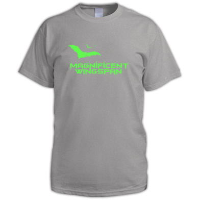Magnificent Wingspan Bats T-Shirt