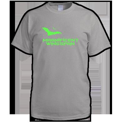 Magnificent Wingspan Bats T-Shirt