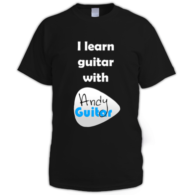 I learn guitar with Andy - Mens