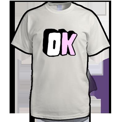 Pink OK Logo