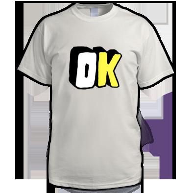 Yellow OK Logo