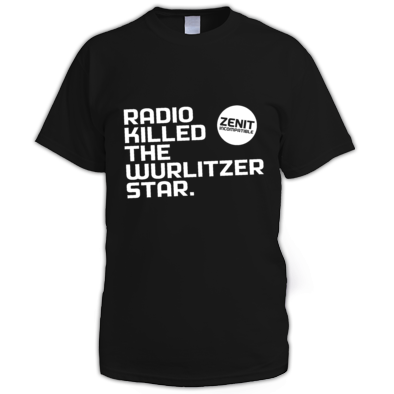 Radio Killed The Wurlitzer Star