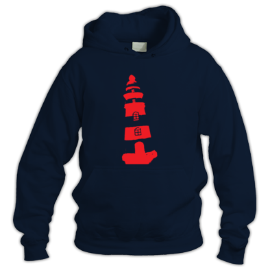 Lighthouse (Hoodie) - Sublet Basement Official