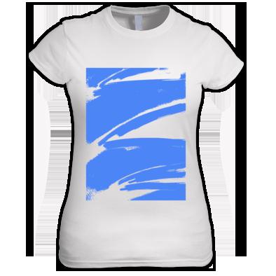 Wave (Women's T-shirt) - Sublet Basement Official