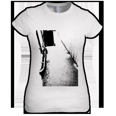 Lo-Fi (Women's T-shirt) - Sublet Basement Official