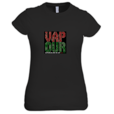 Got Vapour Womans T-Shirt