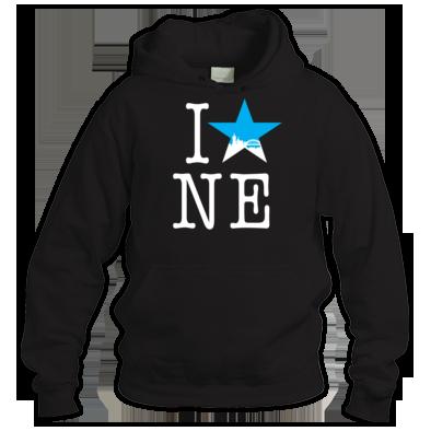 I star N.E white
