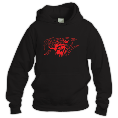 fist of fury hoody