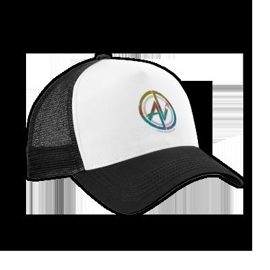 """Allie V: """"Rep"""" Snapback Hat [BLK]"""