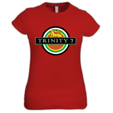 Trinity 7 lion tee