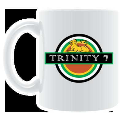 Trinity 7 lion mug