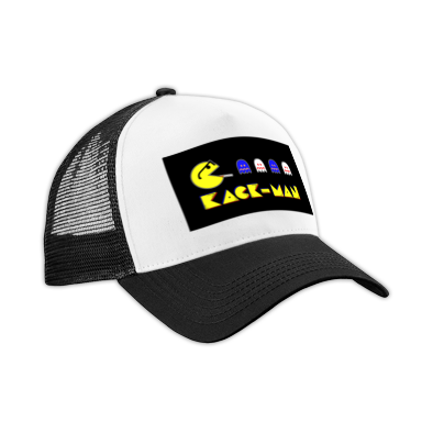 Kack-Man Trucker Hat