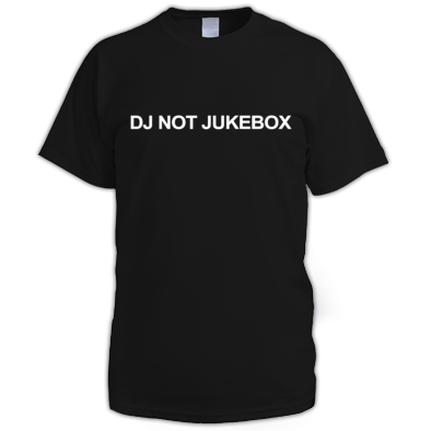 Dj not jukebox simple