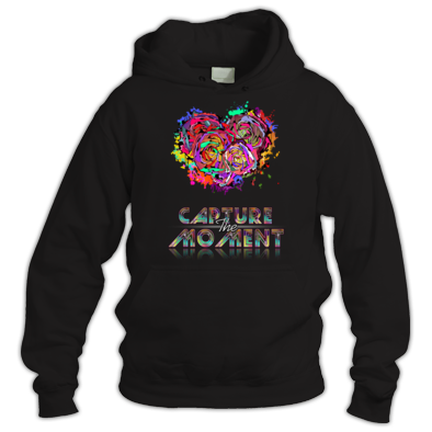 Capture The Moment Hoodie