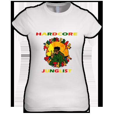 Good 2Bad And Hugly Ladies T-Shirt