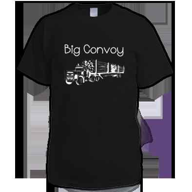 Big Convoy Truck T-Shirt