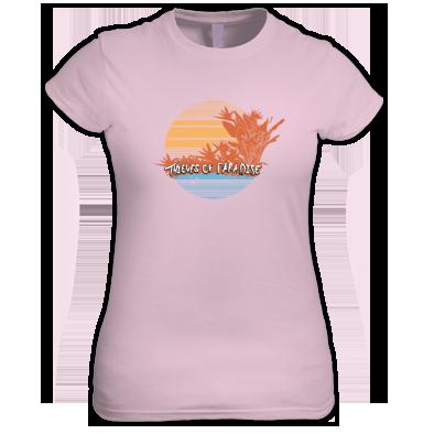 Women's Sunset Tee