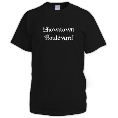 Showdown Boulevard Logo