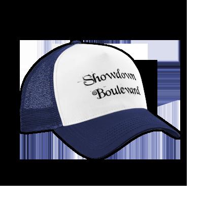 Showdown Boulevard Logo