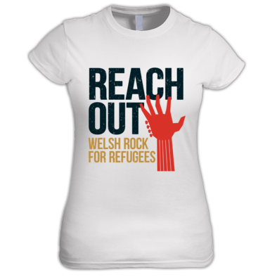 Reach Out (on pale)