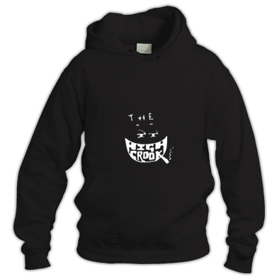 The High Crook - Logo Hoodie