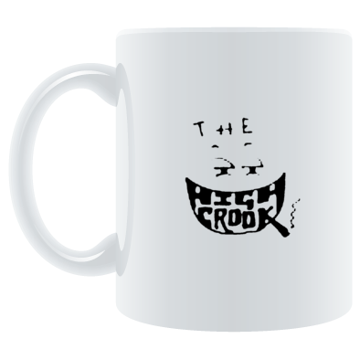 The High Crook - Logo Mugs
