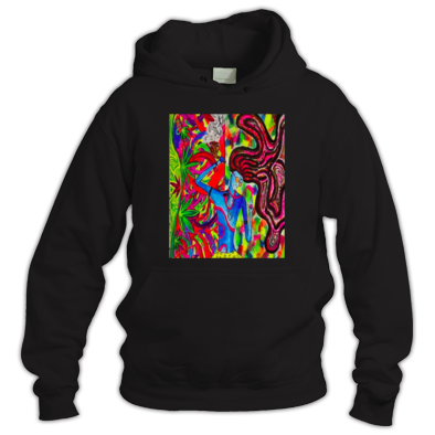The High Crook - Greeney Heal Hoodie