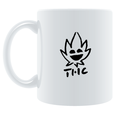 THC Logo Mug