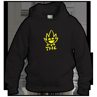 THC - Logo Hoodie
