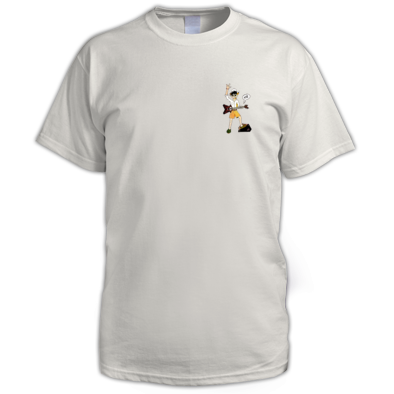 Mr. Cow #THC Men's Tee