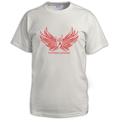 4WARD Wings men t-shirt