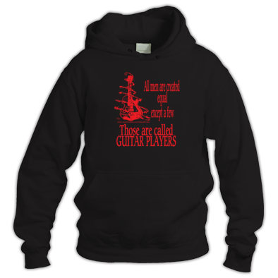 All men are created equal Hoodie
