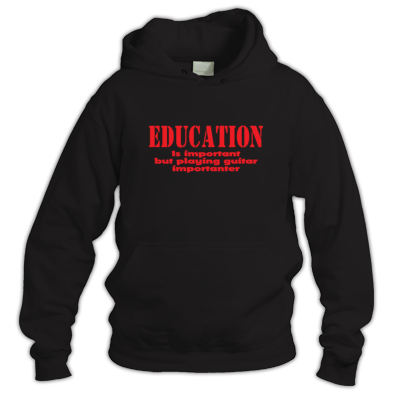 Education inportanter Hoodie