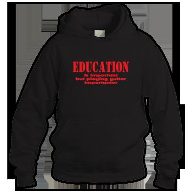 Education inportanter Hoodie