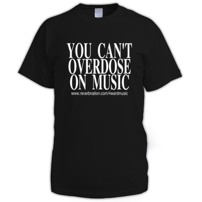 You can't overdose on music  Men T-Shirt