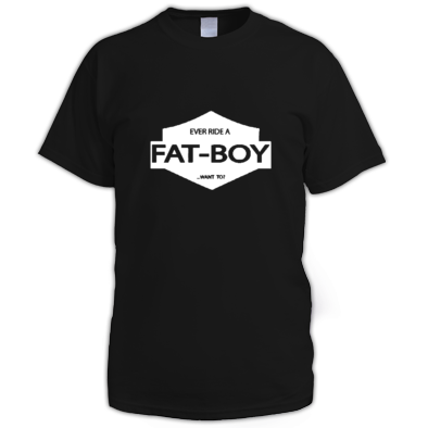 Fat Boy biker T-Shirt