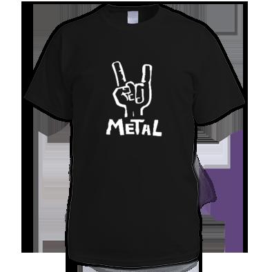 Metal \m/ T-Shirt