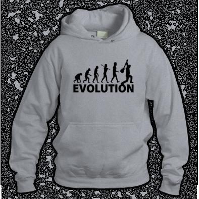 Rock evolution Hoodie