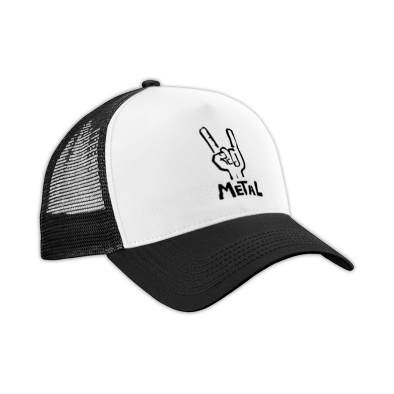 Metal \m/ cap