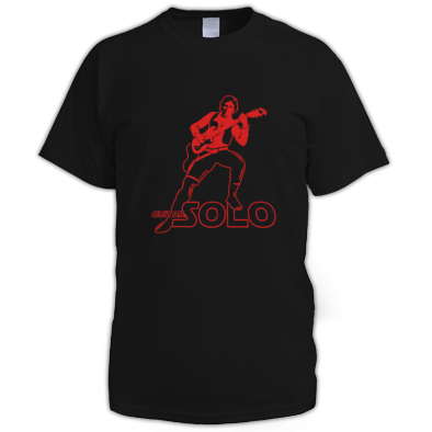Guitar solo ..T-Shirt