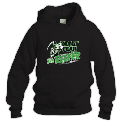 Dont fear the reffer Hoodie