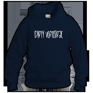 Dirty Vertebrae; name logo