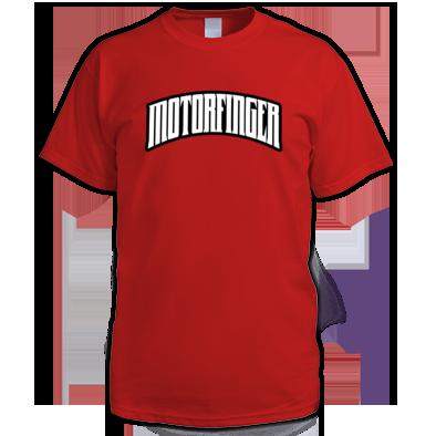 Motorfinger Bend Logo Dude